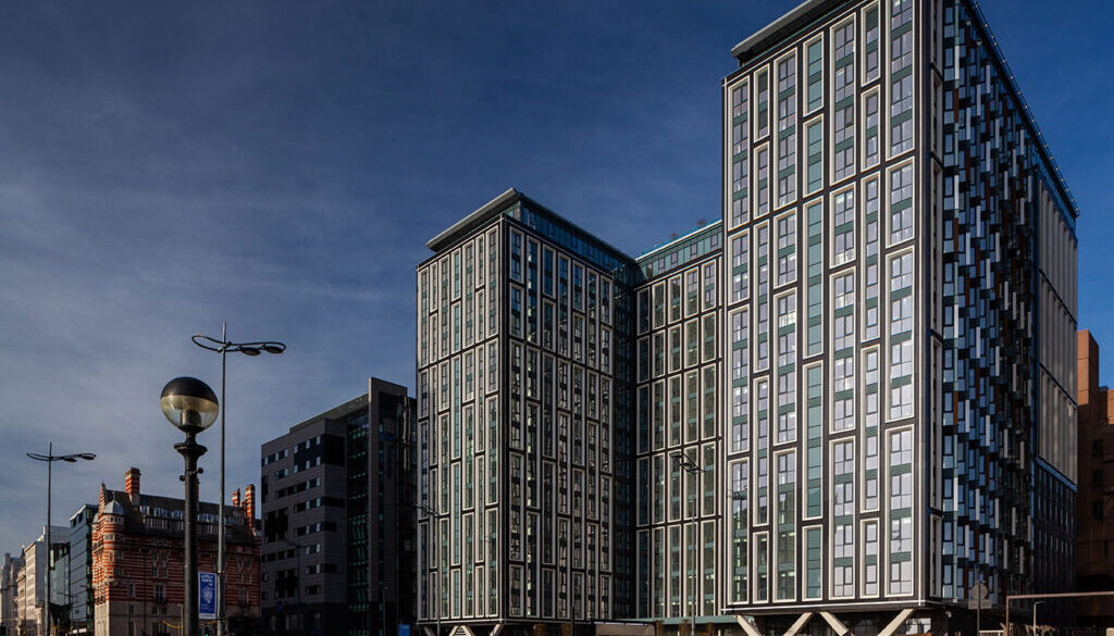 Panacea Hands Over its iconic Copper House 382 Unit BTR scheme to INVESCO
